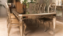 #22 Hollywood Antique, Dining Table