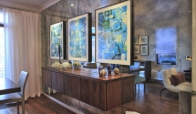 Wall Covering - photo by Bel Pre Glassworks
